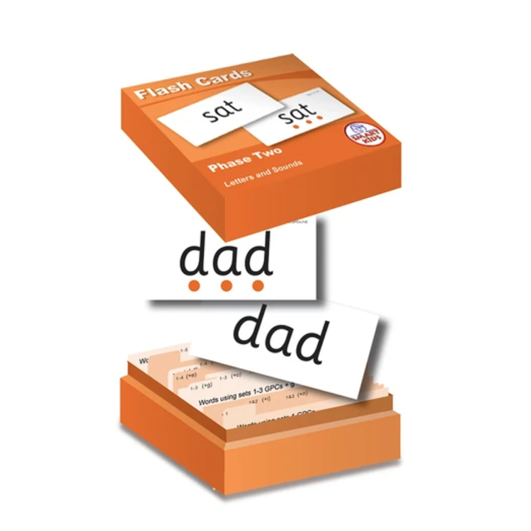 Letters and sounds Flash Cards