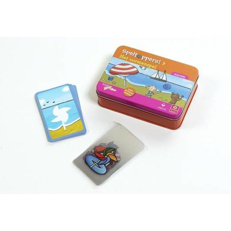 Speltoppers - vormenspel