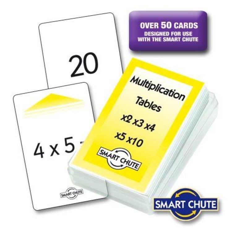 Tafelkaartjes Smart Chute