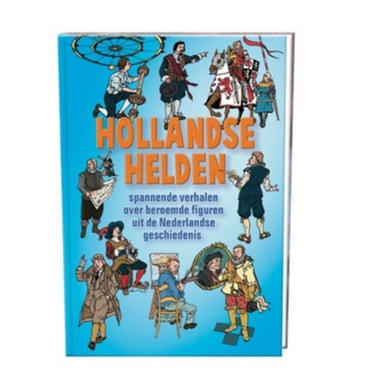Hollandse Helden, een spannend leesboek