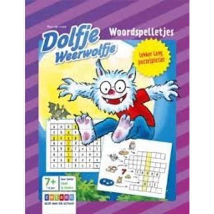 Spelletjesboek Dolfje Weerwolfje
