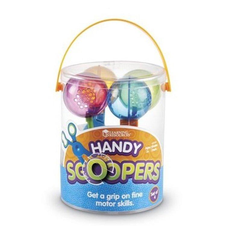 Handy Scooper Schaargrijper