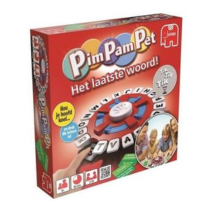 PimPamPet Gezelschapsspel