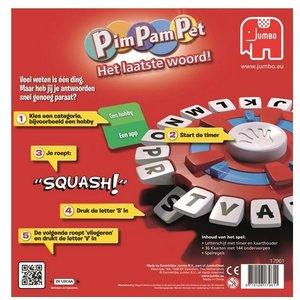 PimPamPet, het laatste woord
