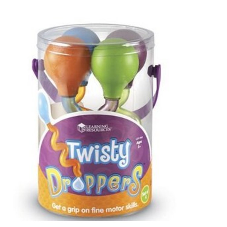 Twisty Dropper Ballonknijpers