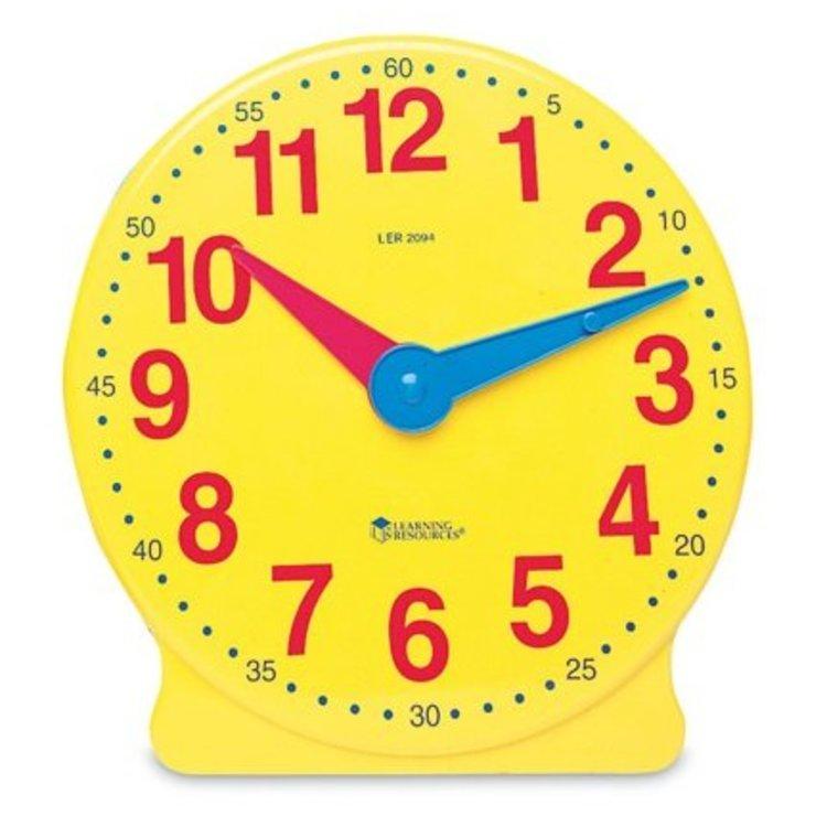 Big Time oefenklok voor leerlingen