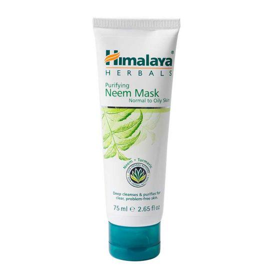 Mandisakura Himalaya herbals -  Purifying Neem Mask - 75 ml