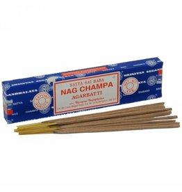 Satya Nag Champa Agarbatti staafjes 40gram
