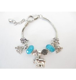 Mandisakura Pandora Armband Olifant