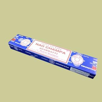 Satya Sai Baba, Satya, Nag Champa Agarbatti wierook  klassiek staafjes 15 gram