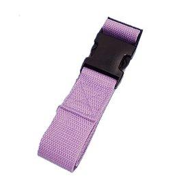 Yoga & Yogini Yoga ondersteuningsriem - violet