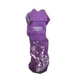 Yogastyles Yogatas Purple Flower