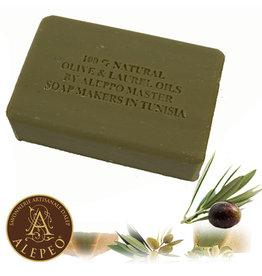 Aleppo Zeep blok lavendel - 100 gram