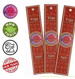 Yoga & Yogini Wierook Yoga Agni