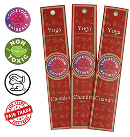 Yoga & Yogini Wierook Yoga Chandra