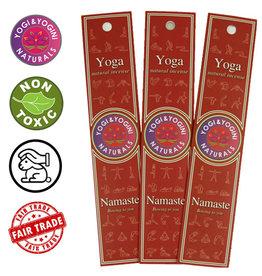Yoga & Yogini Wierook Yoga Namaste