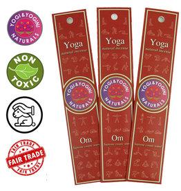 Yoga & Yogini Wierook Yoga Om