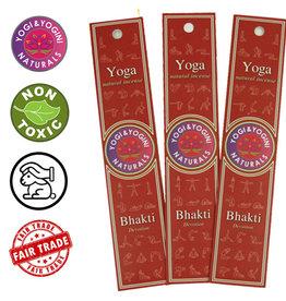 Yoga & Yogini Wierook Yoga Bahkti