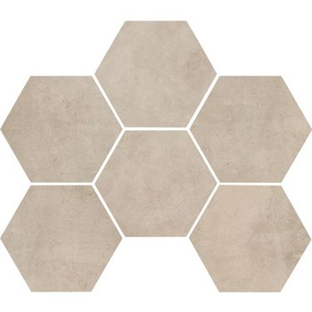 Marazzi Clays 18,2X21 Mm5s Shell Hexagon a 0,46 m²