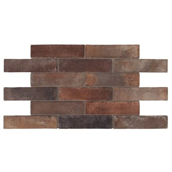 Marazzi Terramix 7X28 Mmkx Marrone Brick a 0,98 m²