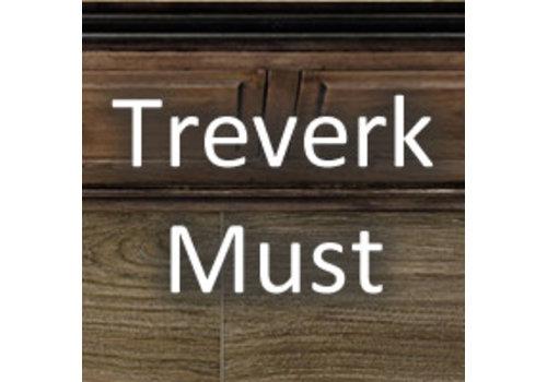 Treverk Must