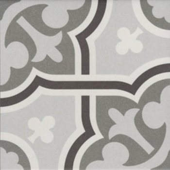 Douglas Jones Vintage Flow gris 20x20 vloertegel a 1 m²