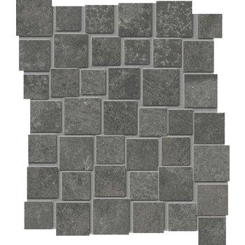 Douglas Jones Fusion 28,7X33 Mistique Black naturale mozaïek Pent a 5 stuks