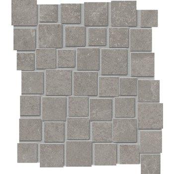Douglas Jones Fusion 28,7X33 Bright Grey naturale mozaïek Pent a 5 stuks