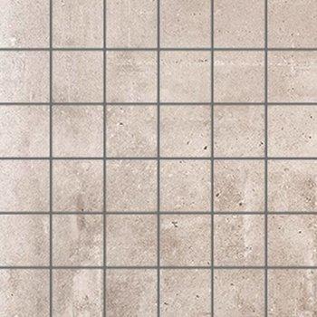 Vision Concrete mozaiek ivory 30x30