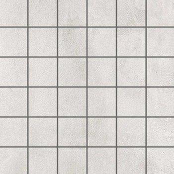 Vision Concrete Mozaiek white 30x30