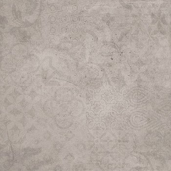 Vision Concrete ivory decor 60x60