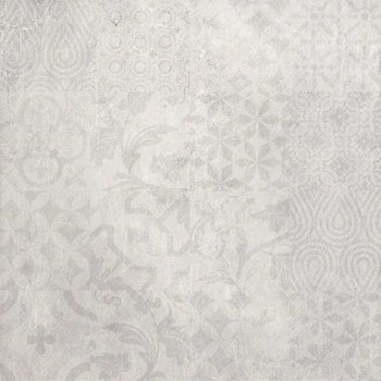 Vision Concrete white decor 60x60