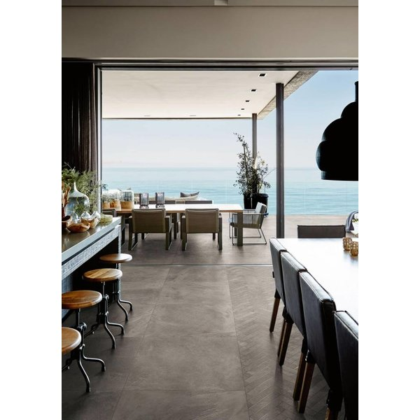 Marazzi Ardesia 75X150 M03Y Cenere, afname per doos van 2,25 m²