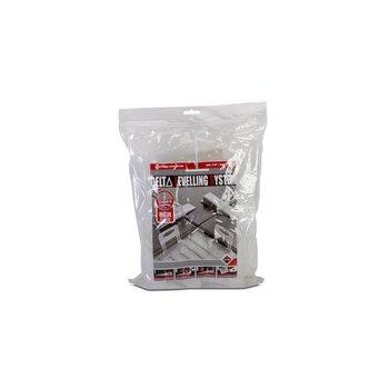 Rubi Delta levelling clips 2 mm, zak 200 stuks