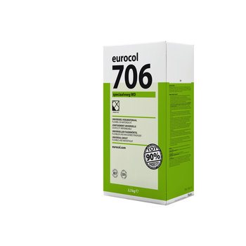Eurocol 706 Speciaalvoeg WD a 2,5 Kg