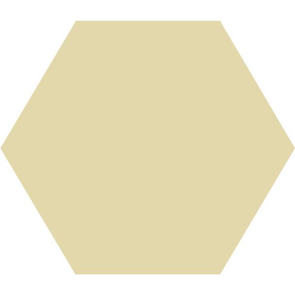 Winckelmans Hexagon 10X10 cm vanille, afname per doos van 0,42 m²