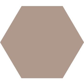 Winckelmans Hexagon 10 cm Linen (LIN) a 0,42 m²