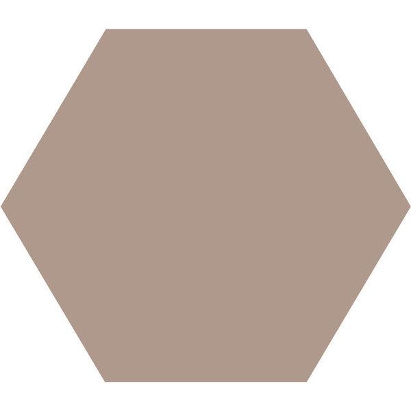 Winckelmans Hexagon 10X10 cm lin, afname per doos van 0,42 m²