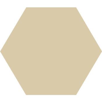 Winckelmans Hexagon 10X10 cm ivoire