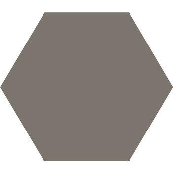 Winckelmans Hexagon 10X10 cm anthracite