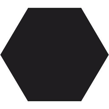 Winckelmans Hexagon 10 cm Noir (NOI) a 0,42 m²