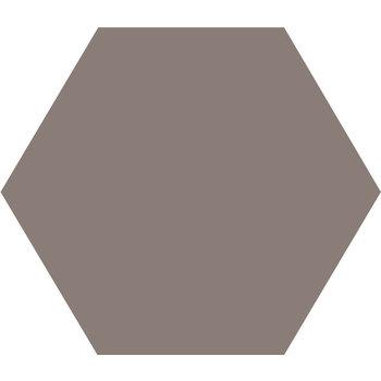 Winckelmans Hexagon 10X10 cm gris a 0,42 m²