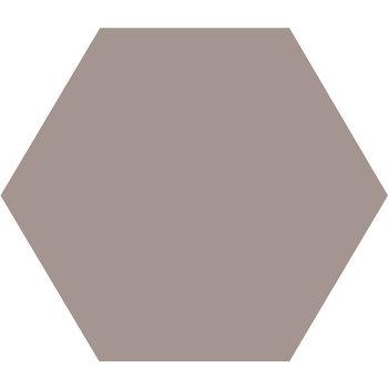 Winckelmans Hexagon 10X10 cm gris pale