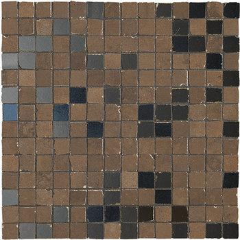 Vision Metal Corten Melt mozaiek 30x30