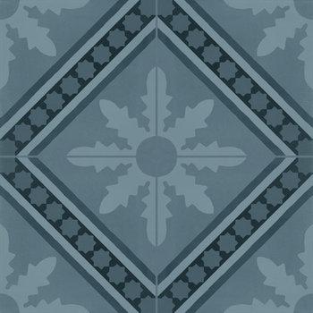 Marazzi D_Segni 20x20 Blend tappeto 1 M60F Azzuro a 0,96 m²