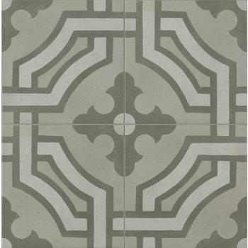 Marazzi D_Segni 20x20 Blend tappeto 7 M60S Grigio a 0,96 m²