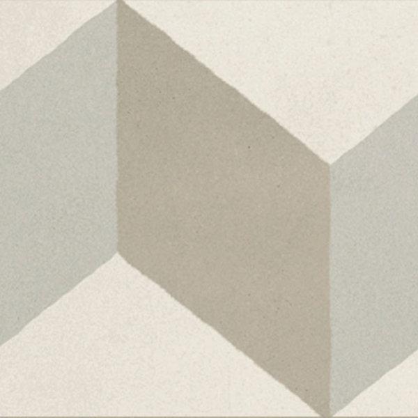 Marazzi D_Segni 10x10 Blend decor mix M61P Osso, afname per doos van 0,68 m²