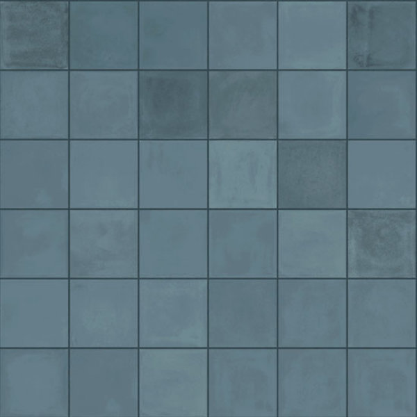Marazzi D_Segni 10x10 Blend M612 Azzurro, afname per doos van 0,68 m²