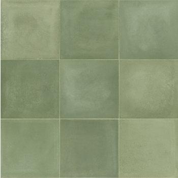 Marazzi D_Segni 20x20 Blend M5ZS Verde a 0,96 m²