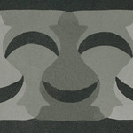 Marazzi D_Segni 10x10 Blend decor mix M61N Carbone, afname per doos van 0,68 m²